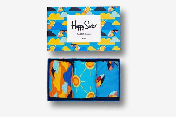 Happy Socks After Rain Comes Sun Box Set