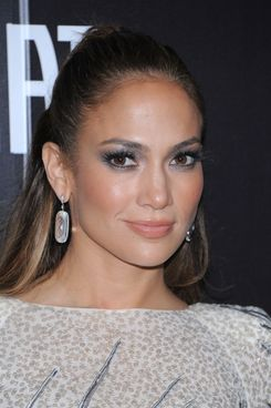 LOS ANGELES, CA - NOVEMBER 20:  Singer Jennifer Lopez arrives to her 2011 American Music Awards Post-Party at Greystone Manor Supperclub on November 20, 2011 in Los Angeles, California.  (Photo by Angela Weiss/Getty Images)