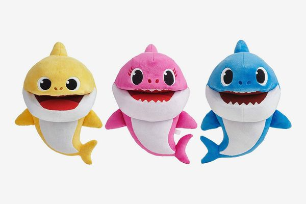 WowWee Pinkfong 'Baby Shark' Official-Song Puppet With Tempo Control