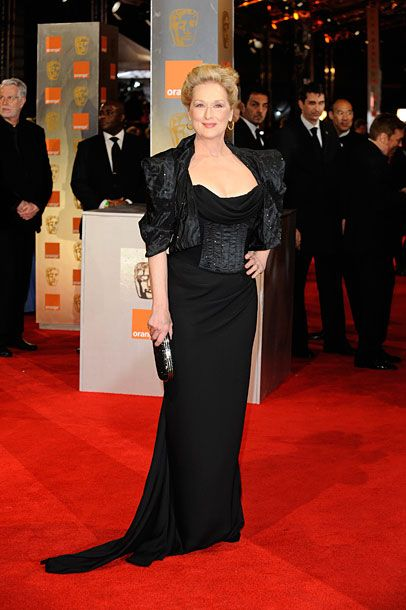 At the 65th British Academy Film Awards in London.