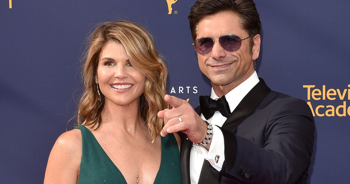 John Stamos Has Mercy for Lori Loughlin