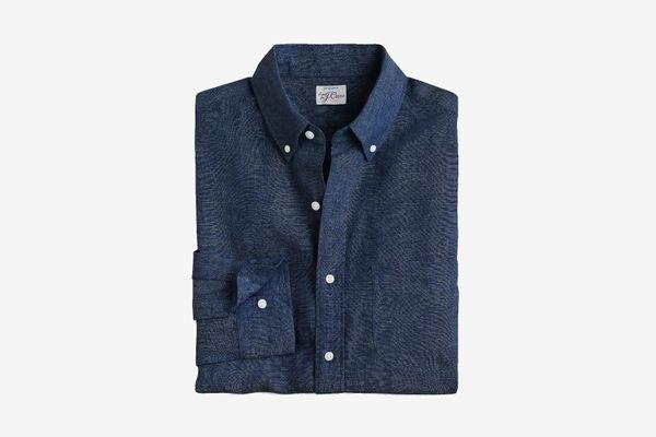 Baird McNutt Irish Linen Shirt