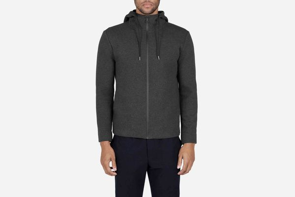 The Street Fleece Zip Hoodie