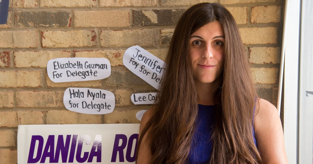 Meet Virginia's First Transgender Candidate for State Legislature