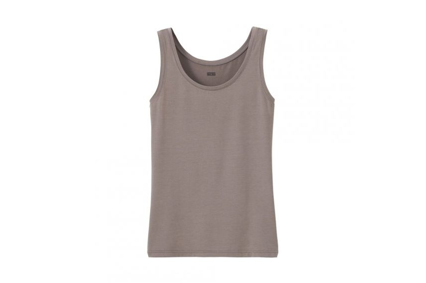 Uniqlo Heattech Sleeveless Top