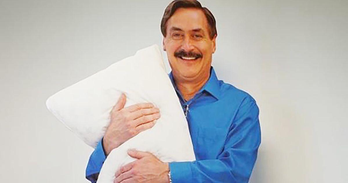Concerned Minnesotan Calls Cops on Cardboard Cutout of Pillow Mogul