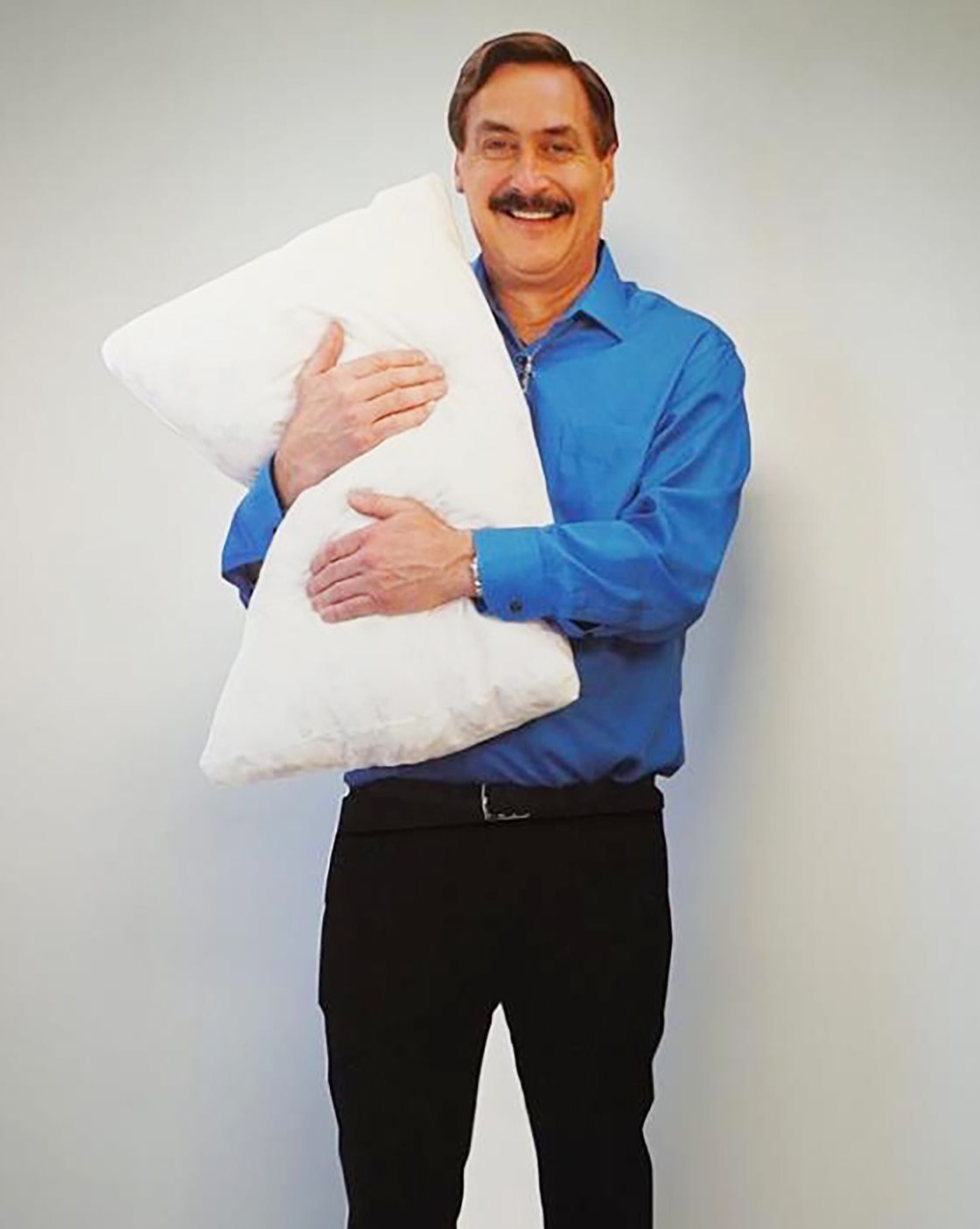 Cops Called On Cardboard Cutout Of Mypillow Ceo Mike Lindell