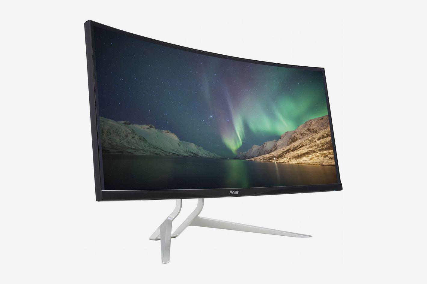 "Acer XR382CQK 37.5"" UltraWide QHD"