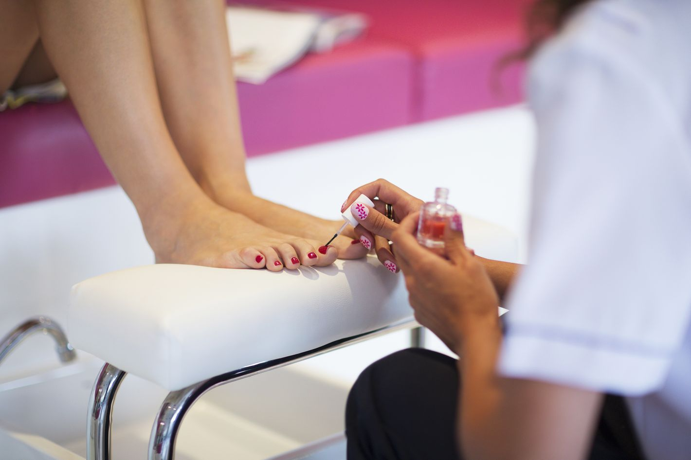 What Getting Your Nails Done Really Means
