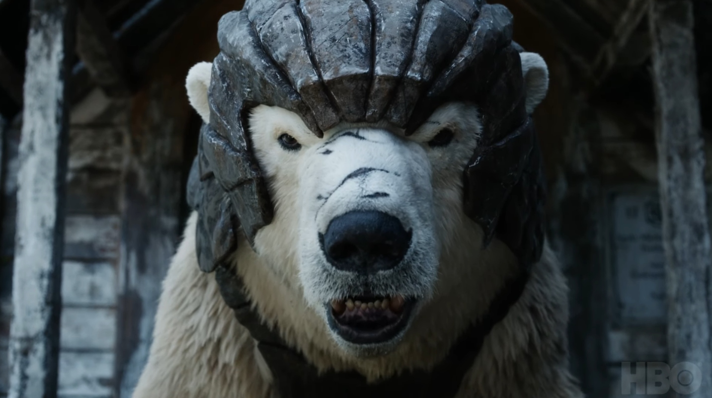 HBO Releases His Dark Materials Trailer at Comic Con