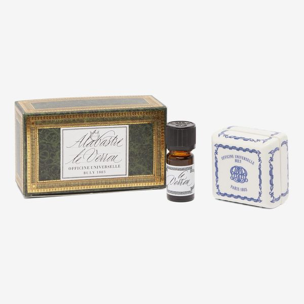 L'Officine Universelle Buly 1803 The Lock Alabaster Scented Diffuser Stone