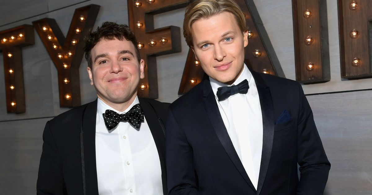 Ronan Farrow Proposed to His Fiancé in a Draft of His Book