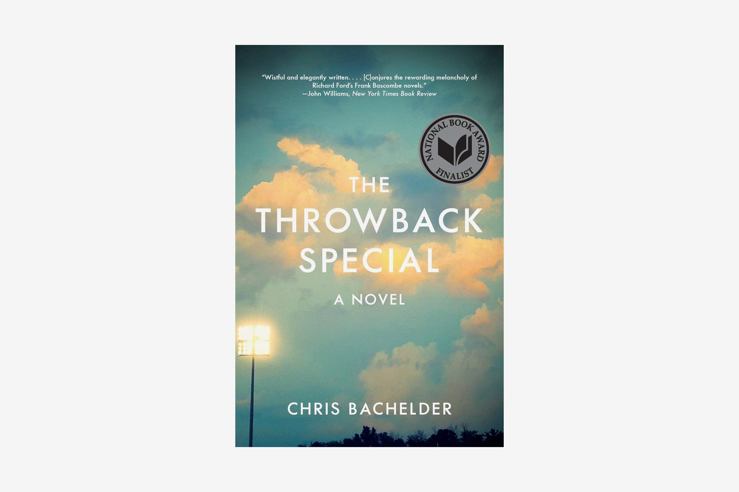 The Throwback Special: A Novel (Paperback)
