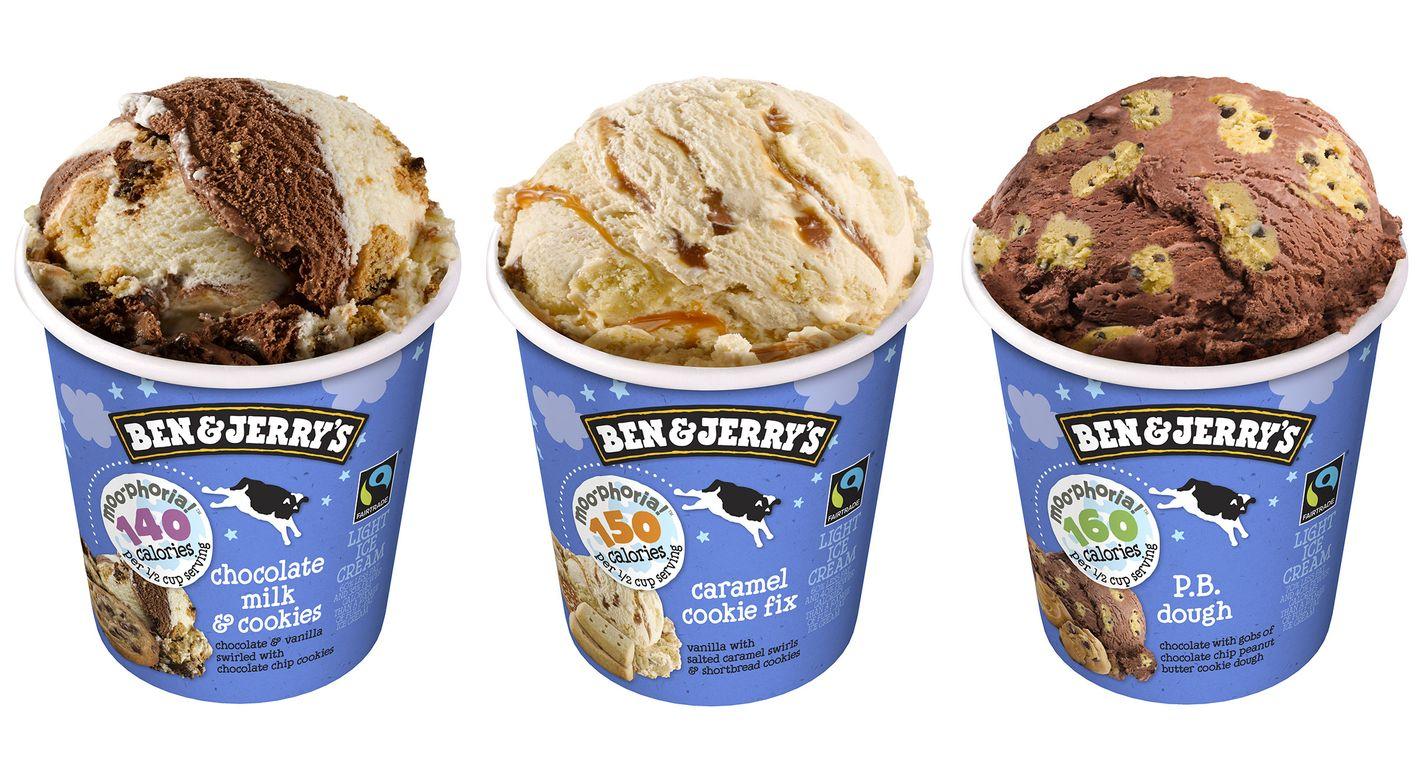 Ben \u0026 Jerry\u0027s Debuts Halo-Top-Like Low-Calorie Ice Cream