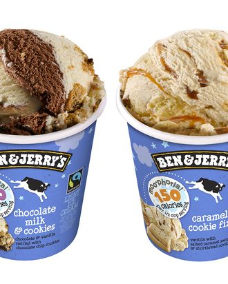 Ben Jerrys New Ice Cream Is Basically Just Halo Top