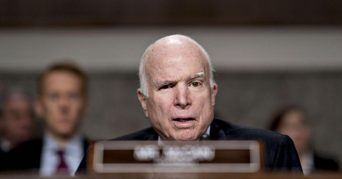 Ghoulish AZ Republicans Jockey for John McCain's Senate Seat
