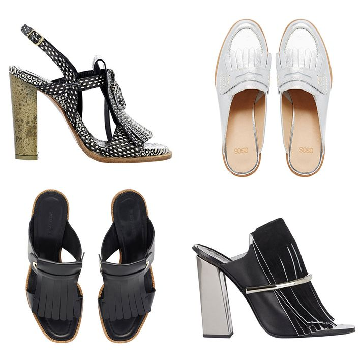 fadb34fcb The 44 Chicest Shoes to Wear This Spring