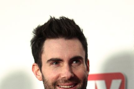 MELBOURNE, AUSTRALIA - MAY 01:  Adam Levine of Maroon 5 arrives on the red carpet ahead of the 2011 Logie Awards at Crown Palladium on May 1, 2011 in Melbourne, Australia.  (Photo by Ryan Pierse/Getty Images)