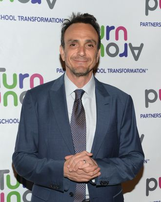 NEW YORK, NY - APRIL 30: Hank Azaria attends the Turnaround for Children's 5th Annual Impact Awards Dinner at Cipriani 42nd Street on April 30, 2014 in New York City. (Photo by Michael N. Todaro/WireImage)