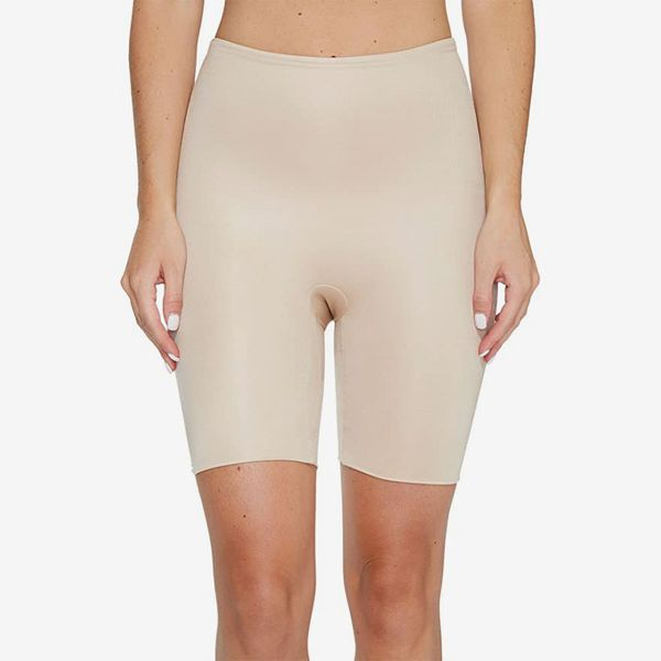 Spanx Power Conceal-Her Mid Thigh Shaping Shorts