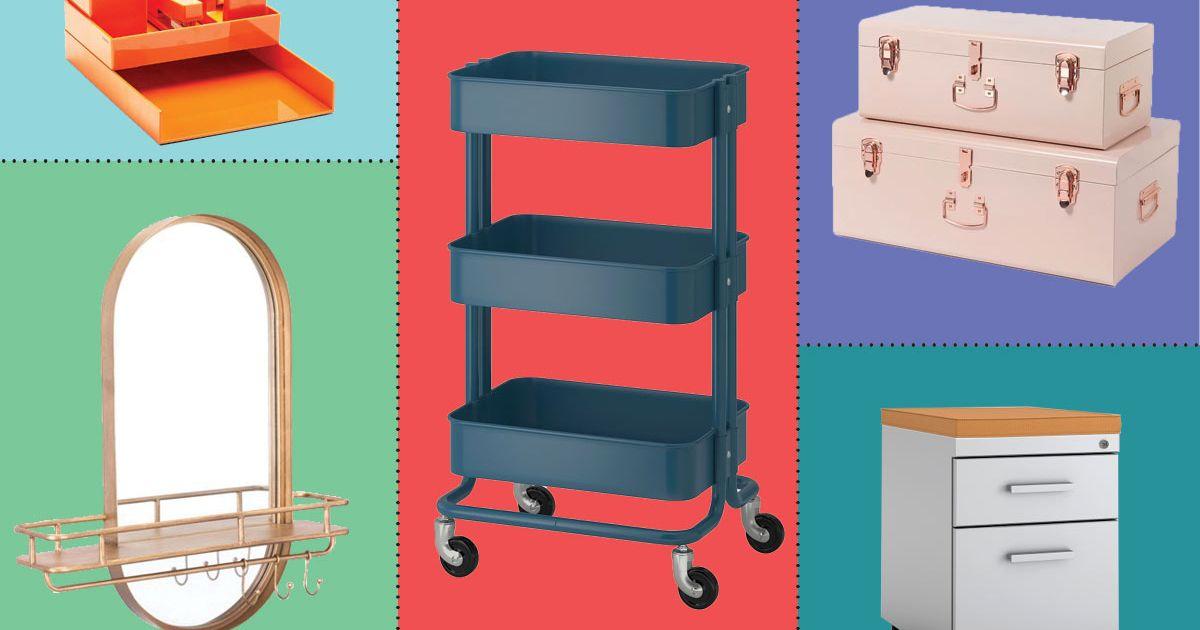 19 Best Dorm Room Storage Ideas And Organizers 2018 The Strategist New York Magazine