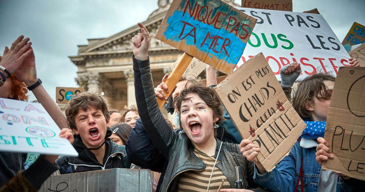 What the Youth Climate Strike Looks Like Around the World