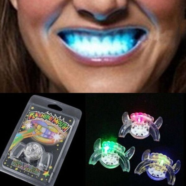Baring LED Mouthpieces