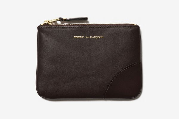 Comme des Garçons Classic Leather Line SA8100 Wallet in Brown