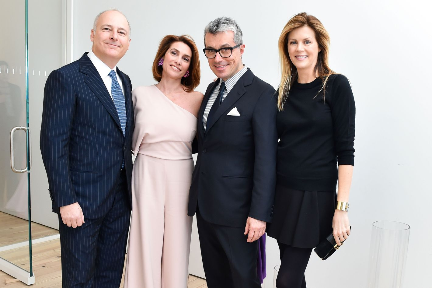 Max Mara Hosts A Dinner To Celebrate Renzo Piano And The New Whitney