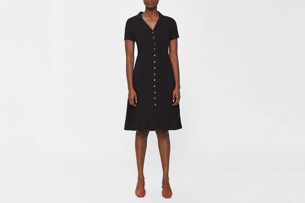 Stelen Nana Dress in Black