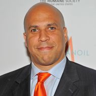 NEW YORK, NY - OCTOBER 05:  New Jersey Mayor Corey Booker attends the 2011 Humane Society of The United States' To The Rescue! From Cruelty to Kindness gala at Cipriani 42nd Street on October 5, 2011 in New York City.  (Photo by Joe Corrigan/Getty Images)