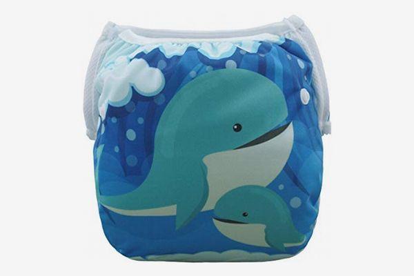 Babygoal Reusable Adjustable Swim Diaper