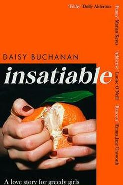 Insatiable by Daisy Buchanan
