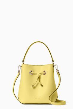 Kate Spade Eva Small Bucket Bag (Limelight)