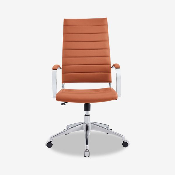 Highback Office Chair, Terracotta, Monthly Rental