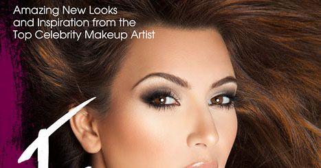 Kim Kardashian Lands A Beauty Book Cover Anais Pouliot