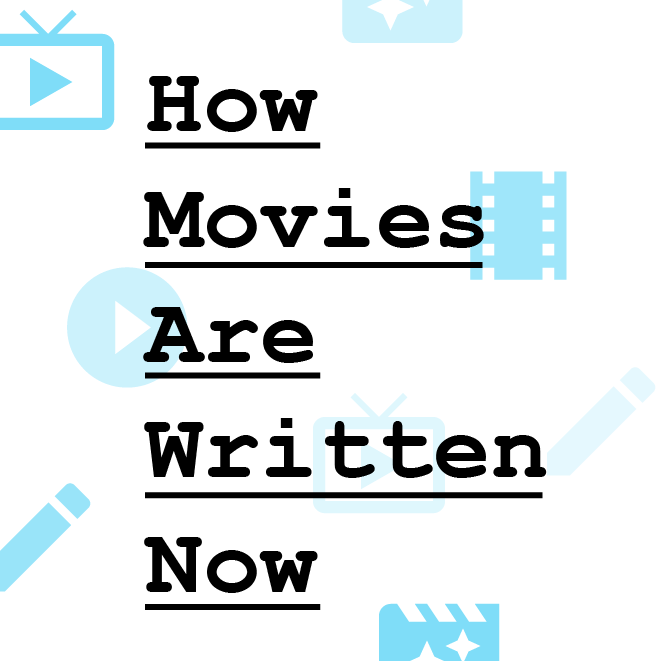 How Movies Are Made Now