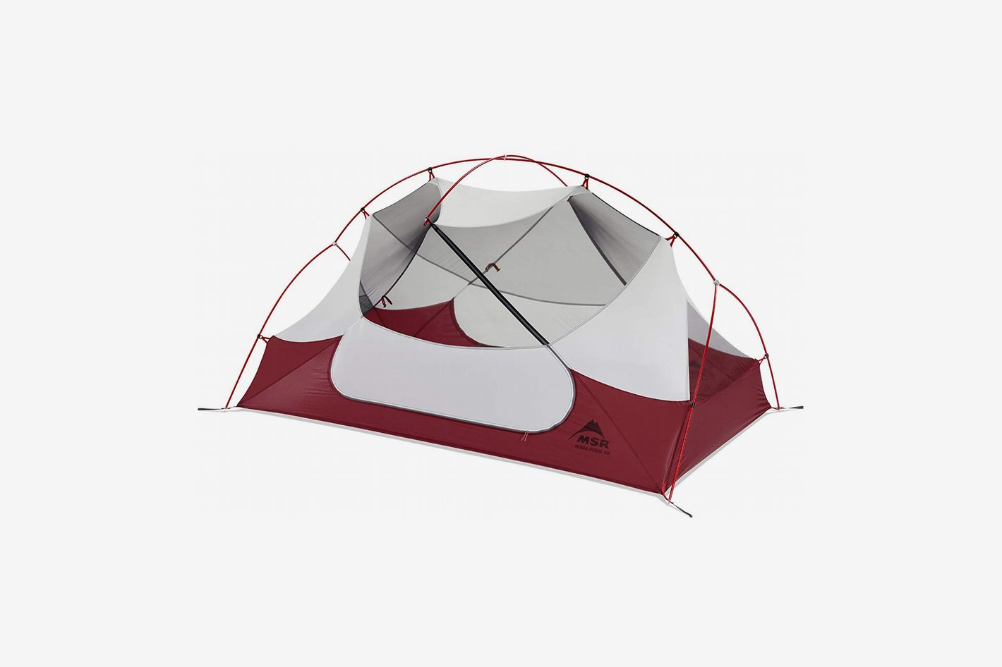 MSR Hubba Hubba NX Two-Person Lightweight Backpacking Tent
