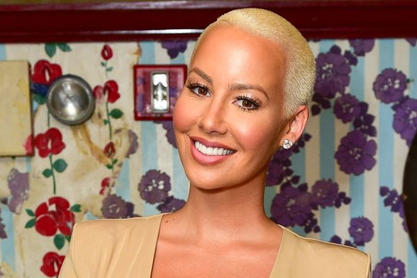 Amber Rose on Cellulite, Confidence, and Donald Trump