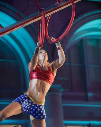 Jessie Graff on