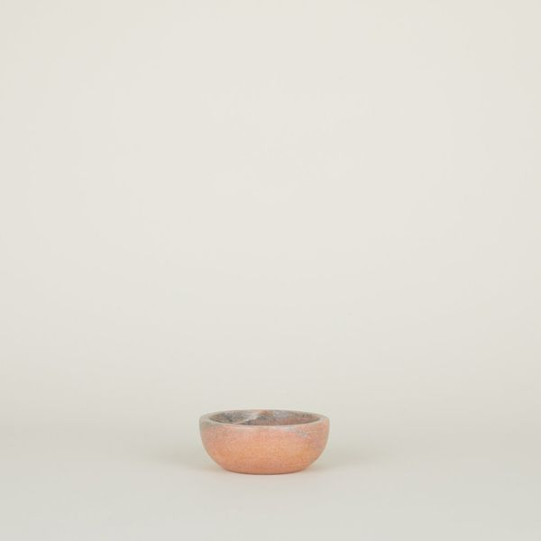 Hawkins New York Mara Marble Bowl, Pink