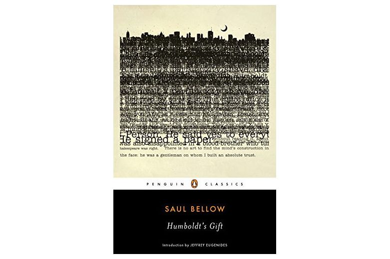 Humbold'ts Gift by Saul Bellow