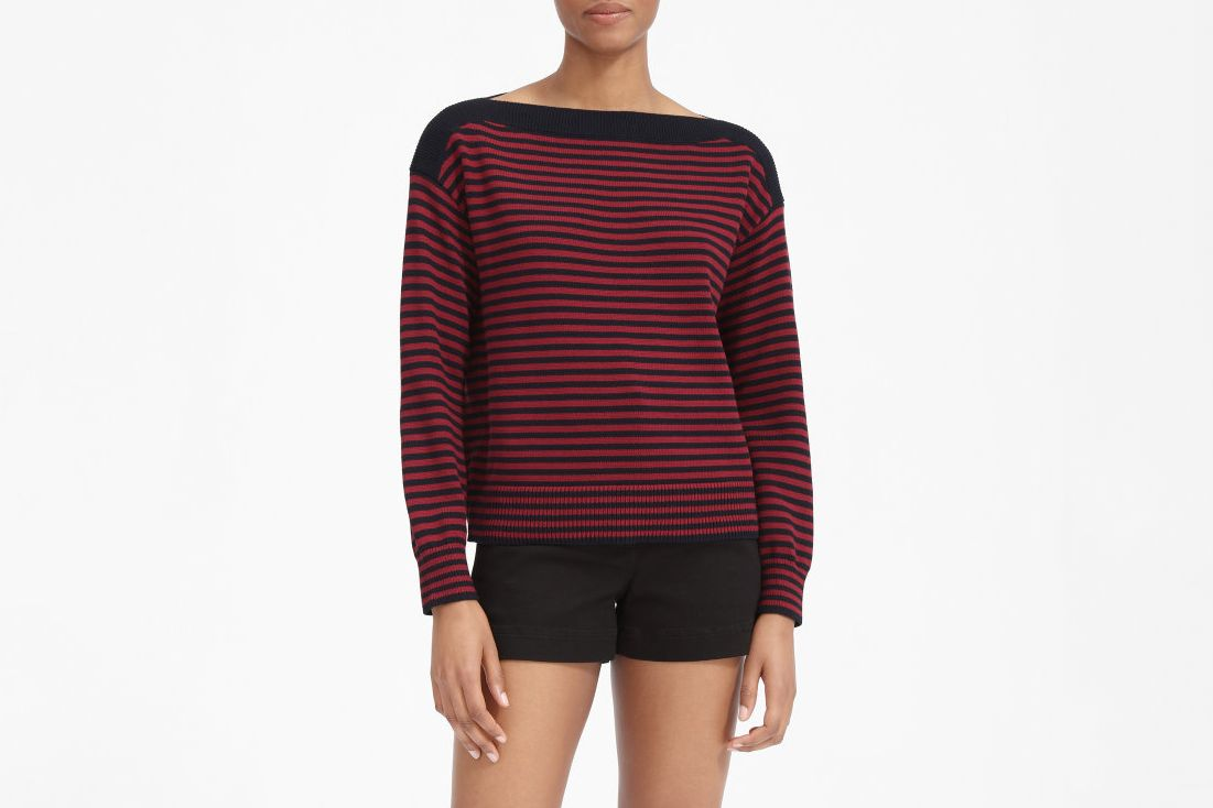 Everlane Soft Cotton Boatneck