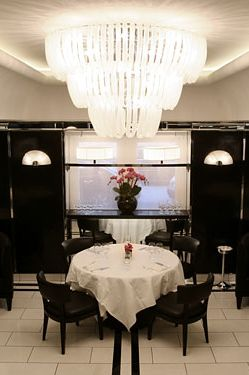 Is Sirio Maccioni planning an upscale restaurant here?