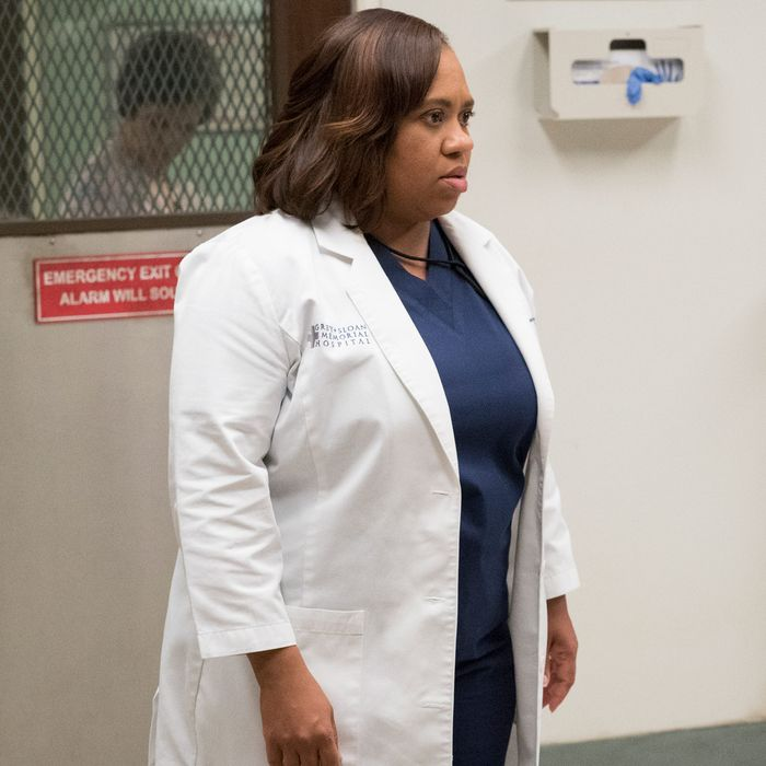 Grey\'s Anatomy Recap: Maximum Security
