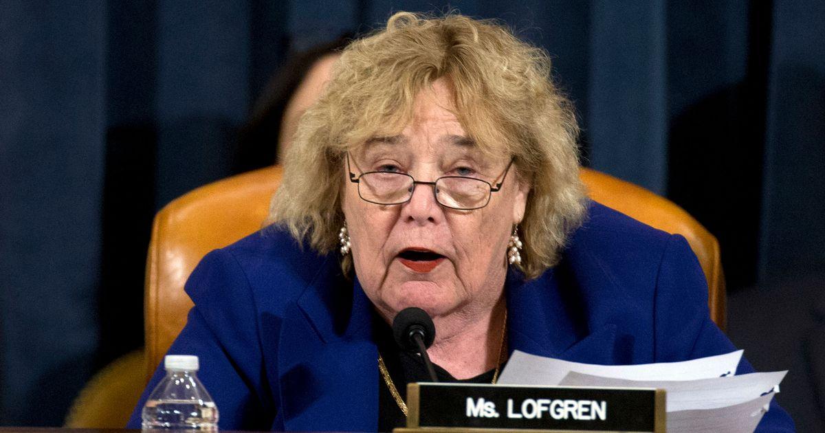 Congresswoman Accuses GOP of Impeachment Hypocrisy