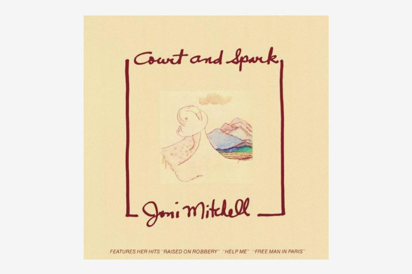 Joni Mitchell — Court and Spark
