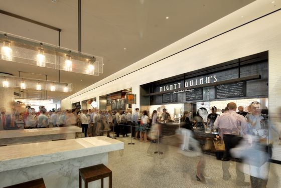 Hudson Eats what to eat at hudson eats in brookfield place, now open to the public