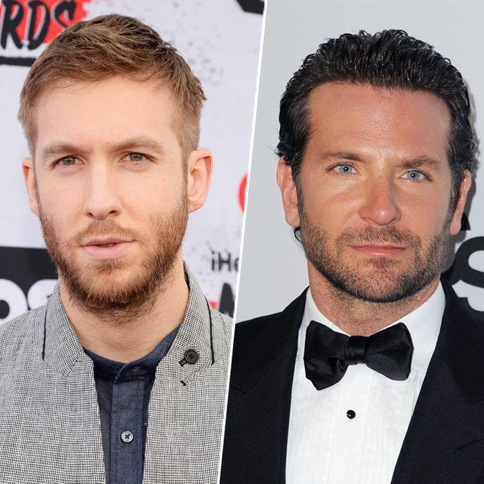 Johnny Depp, Calvin Harris, Bradley Cooper.
