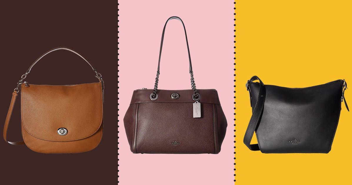 Coach Bags Are Up to 67 Percent Off at Zappos